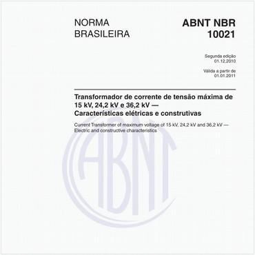 NBR10021 de 12/2010