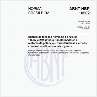 NBR10202 de 12/2010