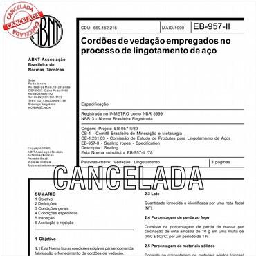 NBR5999 de 05/1990