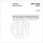 NBR11137