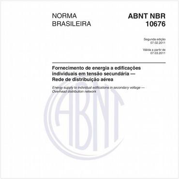 NBR10676 de 02/2011