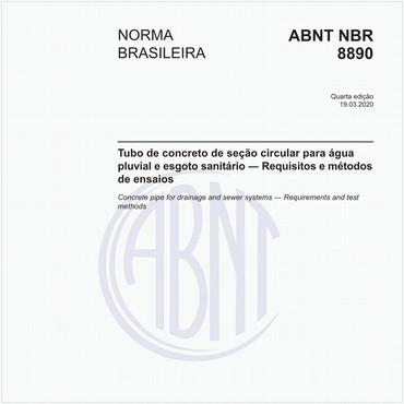 NBR8890 de 03/2020