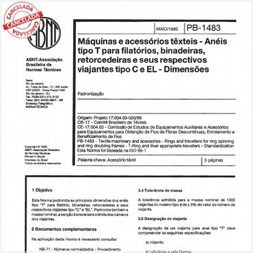NBR12448 de 05/1990