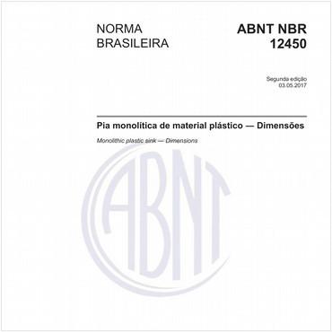 NBR12450 de 05/2017