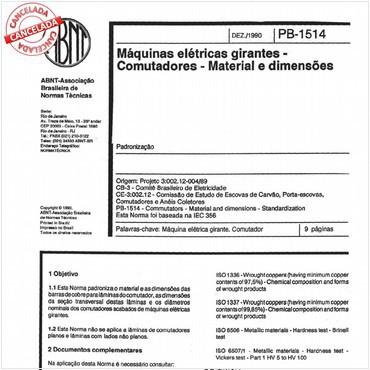 NBR12453 de 12/1990