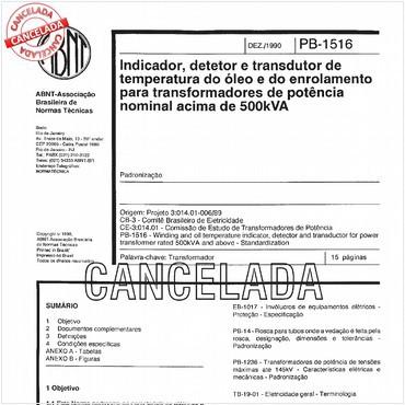 NBR12455 de 12/1990