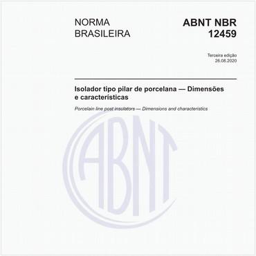 NBR12459 de 05/2012