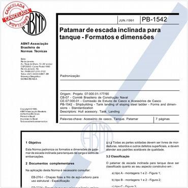 NBR12480 de 06/1991