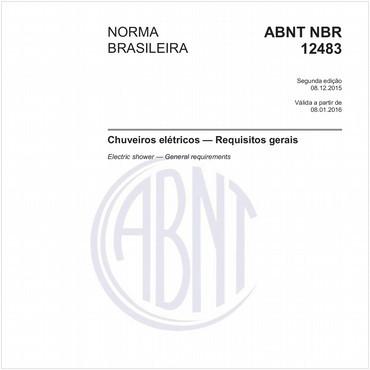 NBR12483 de 12/2015