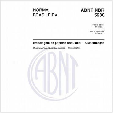 NBR5980 de 01/2011