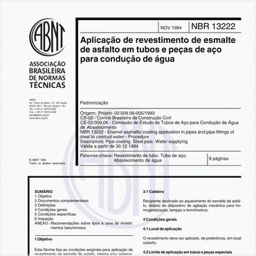 NBR13222 de 11/1994