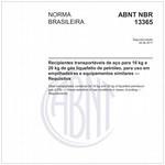 NBR13365