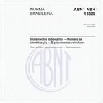 NBR13399