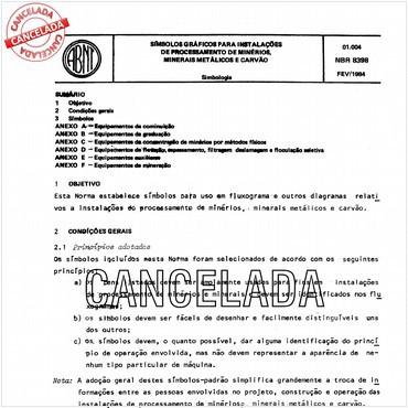 NBR8398 de 02/1984