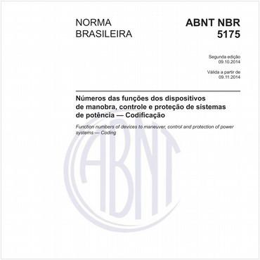 NBR5175 de 10/2014