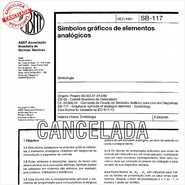 NBR12529 de 10/2012