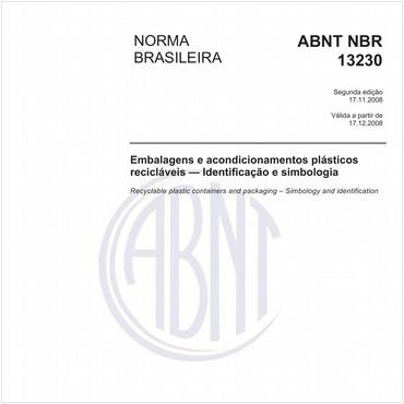 NBR13230 de 11/2008
