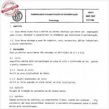 NBR7207 de 02/1982