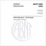 NBR5456