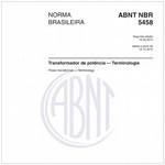 NBR5458