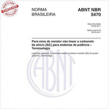 NBR5470 de 02/2011