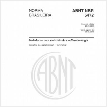 NBR5472 de 07/2012