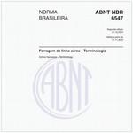 NBR6547