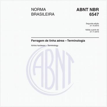 NBR6547 de 10/2010