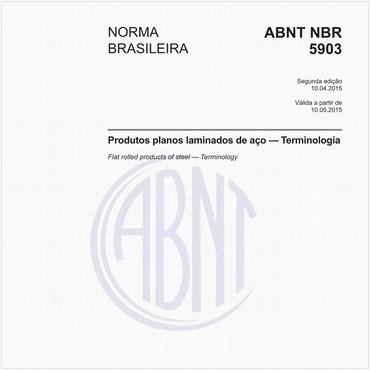 NBR5903 de 04/2015