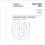 NBR7635