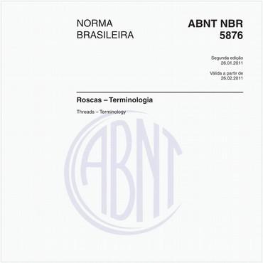 NBR5876 de 01/2011