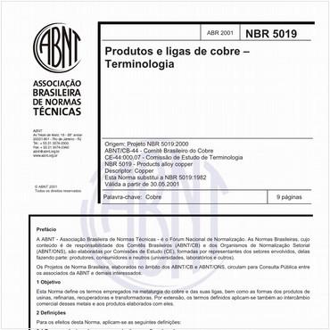 NBR5019 de 04/2001