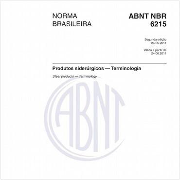 NBR6215 de 05/2011