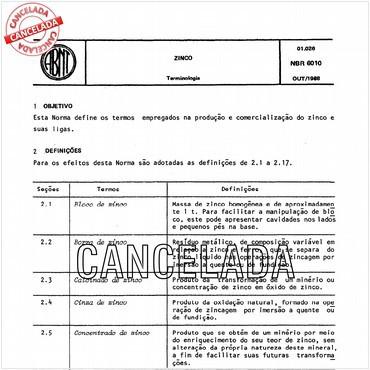 NBR6010 de 10/1988