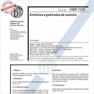 NBR7209 de 06/1993