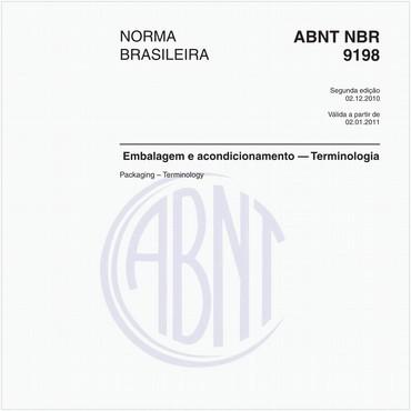 NBR9198 de 12/2010