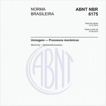 NBR6175 de 07/2015