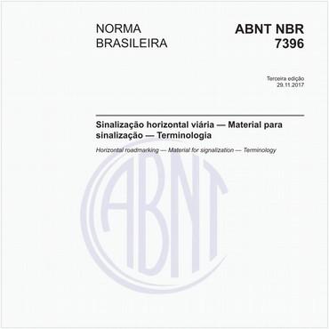 NBR7396 de 11/2017