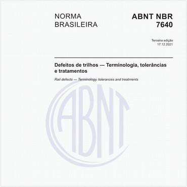 NBR7640 de 10/2014