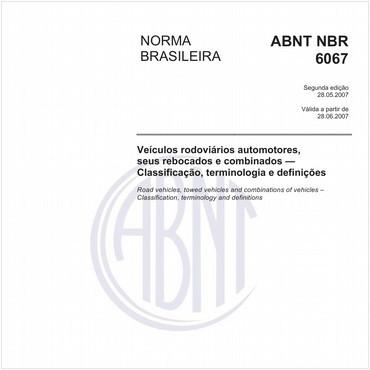 NBR6067 de 05/2007
