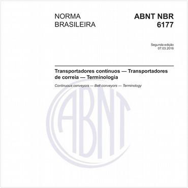 NBR6177 de 03/2016