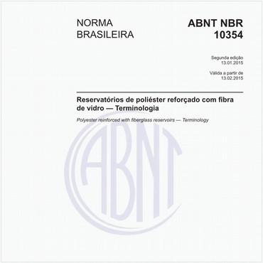 NBR10354 de 01/2015