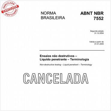 NBR7552 de 12/2004