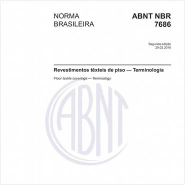 NBR7686 de 02/2016