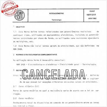 NBR5217 de 04/1983