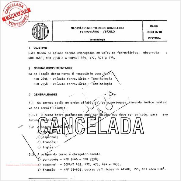 Glossário multilingüe brasileiro ferroviário - Veículo