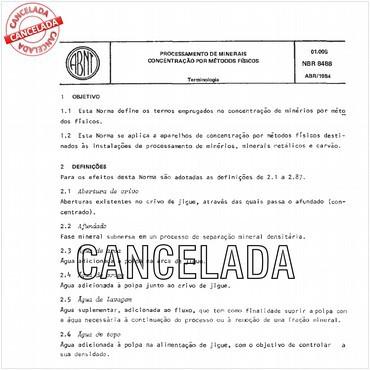 NBR8488 de 04/1984