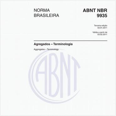 NBR9935 de 01/2011