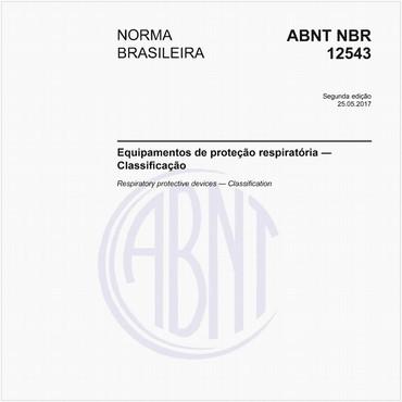 NBR12543 de 05/2017