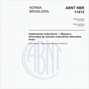 NBR11413 de 01/2011
